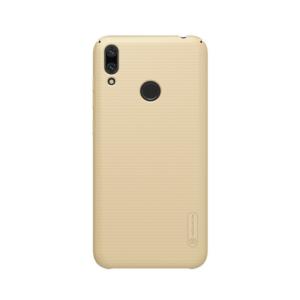 Maska Nillkin Scrub za Huawei Y7 2019/Y7 Prime 2019 zlatna