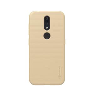 Maska Nillkin Scrub za Nokia 4.2 zlatna