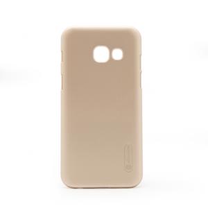 Maska Nillkin scrub za Samsung A720F Galaxy A7 2017 zlatna