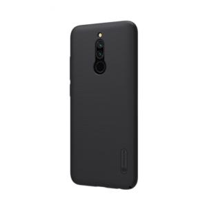 Maska Nillkin scrub za Xiaomi Redmi 8 crna