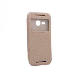 Maska Nillkin Sparkle za HTC One Mini 2 zlatna