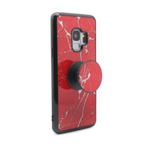 Maska Pop Marble za za Samsung G960 S9 crvena