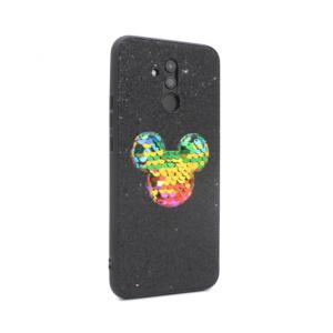 Maska Shiny mouse za Huawei Mate 20 Lite crna