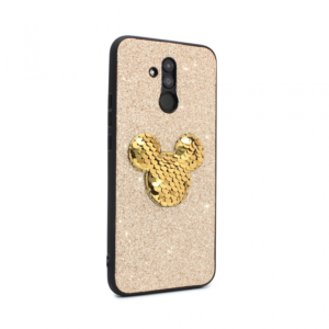 Maska Shiny mouse za Huawei Mate 20 Lite zlatna