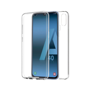 Maska silikonska All Cover za Samsung A405F Galaxy A40 transparent