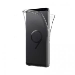 Maska silikonska All Cover za Samsung G960 S9 transparent