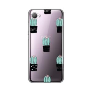 Maska Silikonska print Skin za HTC Desire 12 Little Cactus