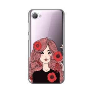 Maska Silikonska print Skin za HTC Desire 12 Love Girl