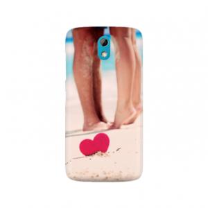 Maska silikonska Print Skin za HTC Desire 526 D00469