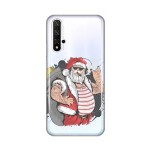 Maska Silikonska Print Skin za Huawei Honor 20/Nova 5T Bad Santa