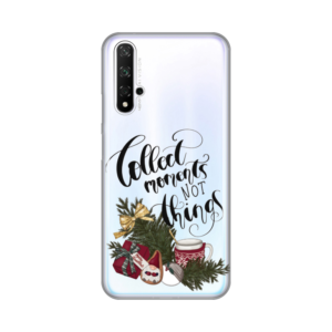 Maska Silikonska Print Skin za Huawei Honor 20/Nova 5T Collect Moments