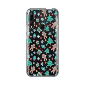 Maska Silikonska Print Skin za Huawei P smart Z Christmas Pattern