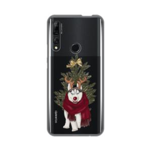 Maska Silikonska Print Skin za Huawei P smart Z Christmas Time