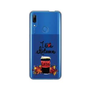 Maska Silikonska Print Skin za Huawei P smart Z I Love Autumn