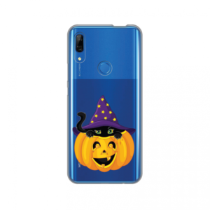 Maska Silikonska Print Skin za Huawei P smart Z Kitten in Pumpkin