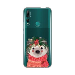 Maska Silikonska Print Skin za Huawei P smart Z Winter Animal