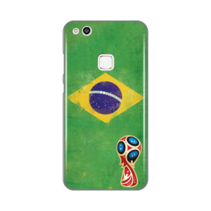 Maska Silikonska Print Skin za Huawei P10 Lite Brazilian Flag