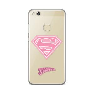 Maska Silikonska Print Skin Za Huawei P10 Lite Supergirl