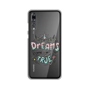 Maska Silikonska Print Skin za Huawei P30 Dreams Come True