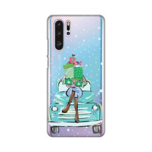 Maska Silikonska Print Skin za Huawei P30 Pro Christmas Ride