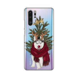 Maska Silikonska Print Skin za Huawei P30 Pro Christmas Time