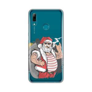 Maska Silikonska Print Skin za Huawei Y6 2019/Honor 8A Bad Santa