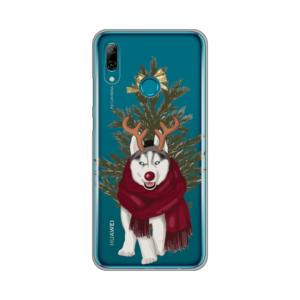 Maska Silikonska Print Skin za Huawei Y6 2019/Honor 8A Christmas Time