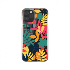 Maska Silikonska Print Skin za iPhone 11 Pro 5.8 Autumn Leaves