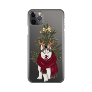 Maska Silikonska Print Skin za iPhone 11 Pro Max 6.5 Christmas Time