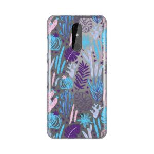 Maska Silikonska Print Skin za Nokia 3.2 Tropical Rainforest