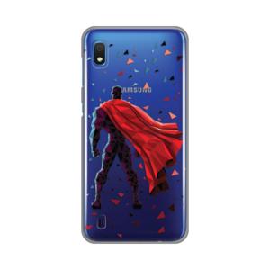 Maska Silikonska Print Skin za Samsung A105F Galaxy A10 Superhero
