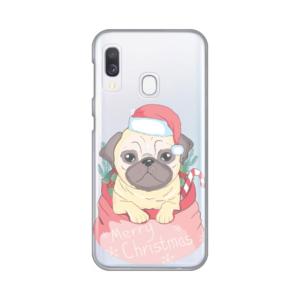 Maska Silikonska Print Skin za Samsung A202F Galaxy A20e Christmas Cutie