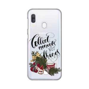 Maska Silikonska Print Skin za Samsung A202F Galaxy A20e Collect Moments