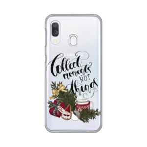 Maska Silikonska Print Skin za Samsung A405F Galaxy A40 Collect Moments