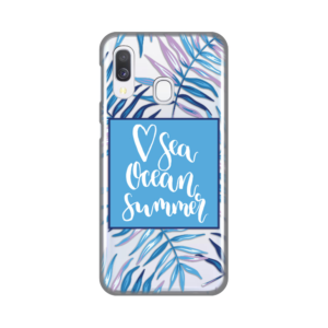 Maska Silikonska Print Skin za Samsung A405F Galaxy A40 Sea Ocean Summer