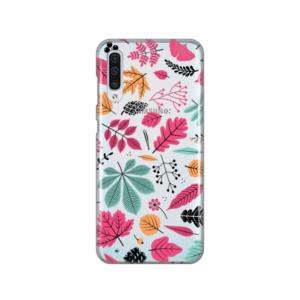 Maska Silikonska Print Skin za Samsung A505F Galaxy A50 Colorful Leaves