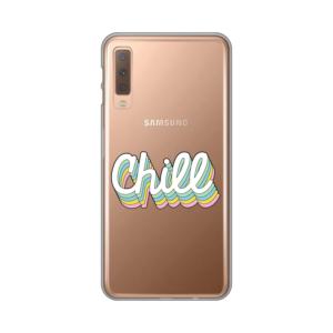 Maska Silikonska Print Skin za Samsung A750F Galaxy A7 2018 Chill Vibe