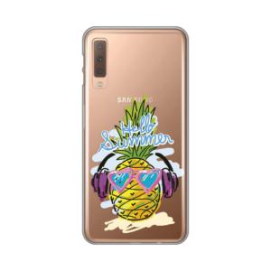 Maska Silikonska Print Skin za Samsung A750FN Galaxy A7 2018 Hello Summer