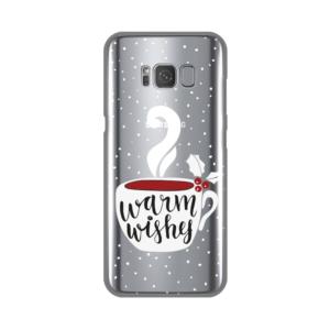 Maska Silikonska Print Skin za Samsung G950 S8 Warm Wishes