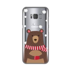 Maska Silikonska Print Skin za Samsung G950 S8 Winter Bear