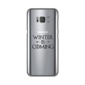 Maska Silikonska Print Skin za Samsung G950 S8 Winter Is Coming