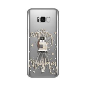 Maska Silikonska Print Skin za Samsung G955 S8 Plus Christmas Girl