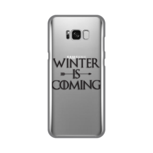 Maska Silikonska Print Skin za Samsung G955 S8 Plus Winter Is Coming