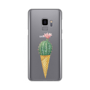 Maska Silikonska print skin za Samsung G960 S9 Cactus Ice Cream
