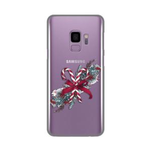 Maska Silikonska Print Skin za Samsung G960 S9 Candy Wreath