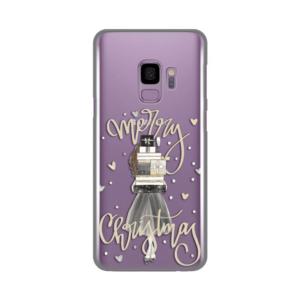 Maska Silikonska Print Skin za Samsung G960 S9 Christmas Girl