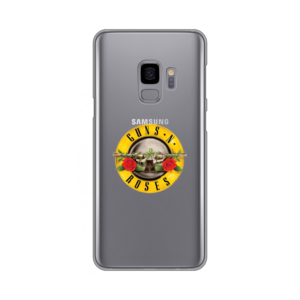 Maska Silikonska print skin za Samsung G960 S9 Guns And Roses