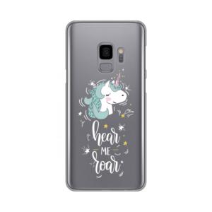 Maska Silikonska print skin za Samsung G960 S9 Hear Me Roar