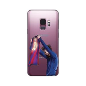 Maska Silikonska Print Skin Za Samsung G960 S9 Messi Goal