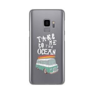 Maska Silikonska print skin za Samsung G960 S9 Take Me To The Ocean